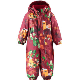 Reima Langnes Winter Overall Peuters, lingonberry red